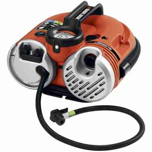 Black and Decker Car Jumper Cordless Air Station Inflator ASI