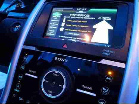 Ford Sync App