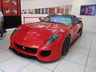 The Ferrari 599XX