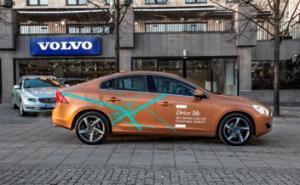 Volvo Drive Me Autonomous Car
