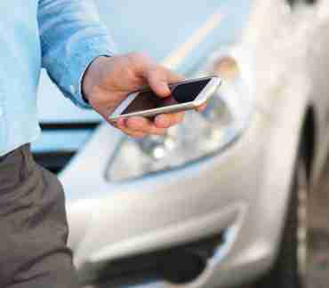 car_smartphone