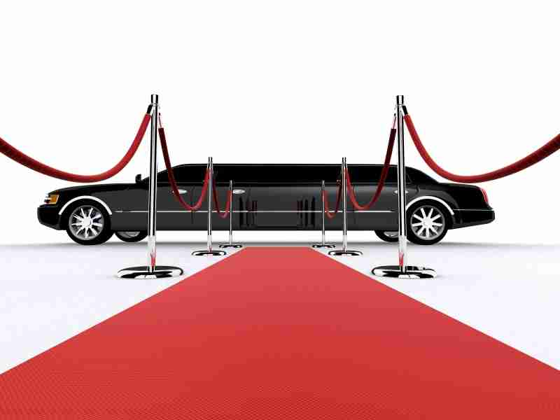red-carpet celebrity cars