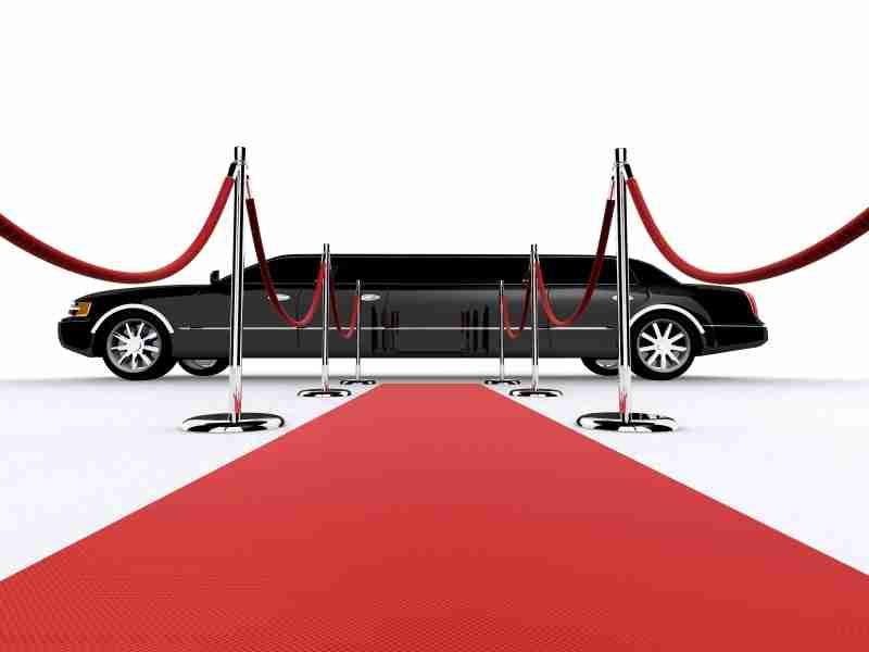 red-carpet celebrity cars