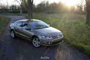2013 Volkswagen CC Lux