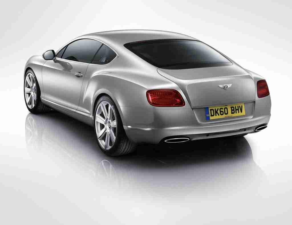 2010 Bentley Continental GT