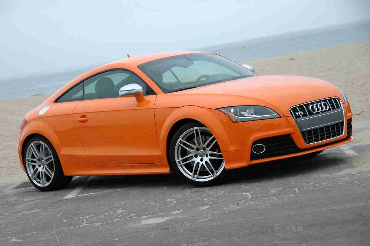 Audi TTS Car Review Automotive Expert Lauren Fix The Car Coach - Audit car