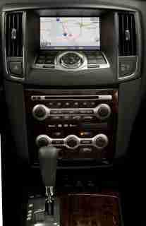 2010 Maxima Interior GPS