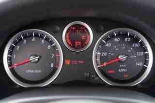 2010 Nissan Sentra dash