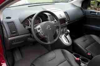 2010 Nissan Sentra steering