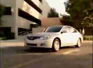 2011 Nissan Altima Test Drive