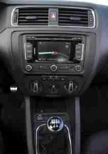 2011 VW Jetta SEL dash
