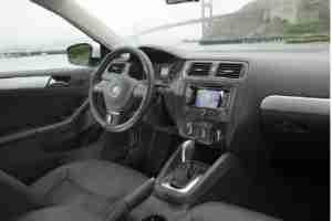 2011 VW Jetta SEL steering
