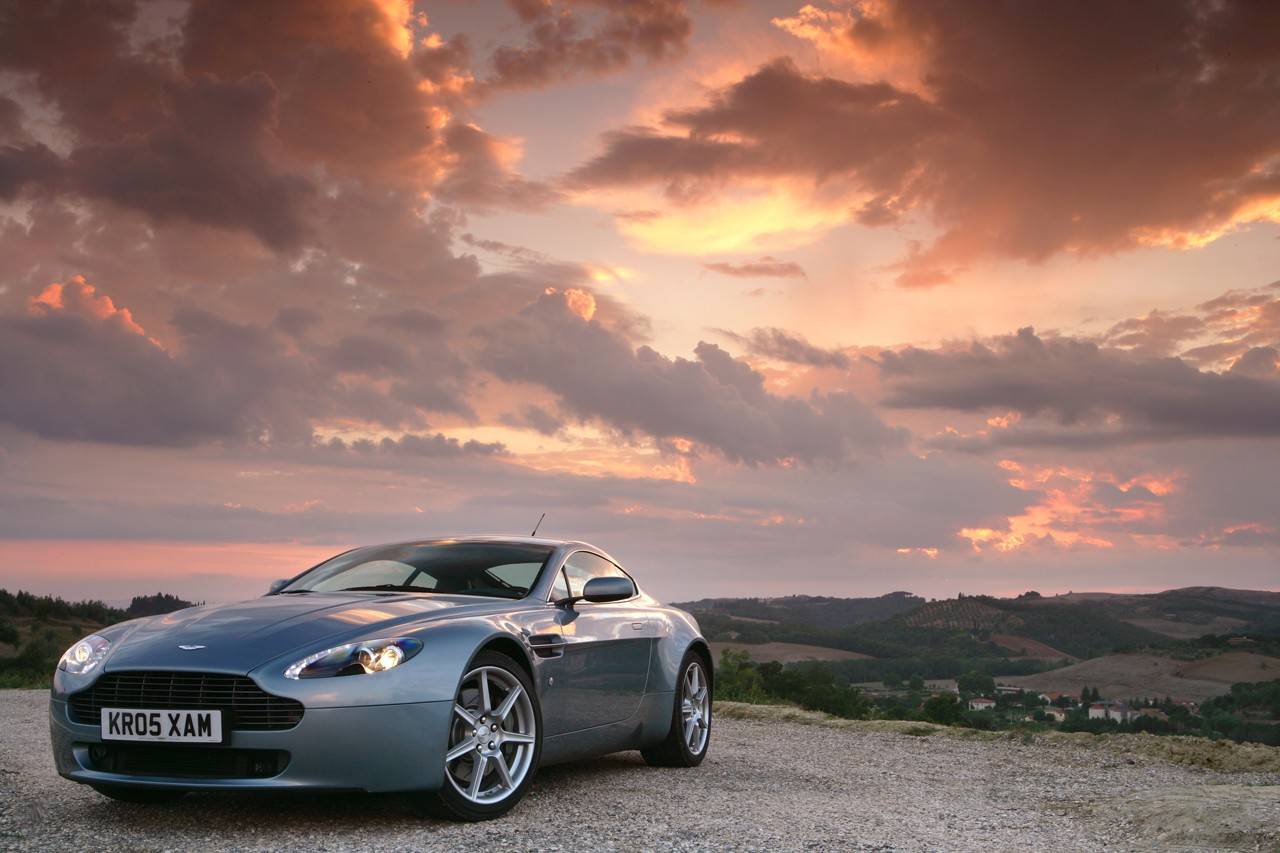 2011 aston martin db9 & aston martin v8 vantage n420 car reviews