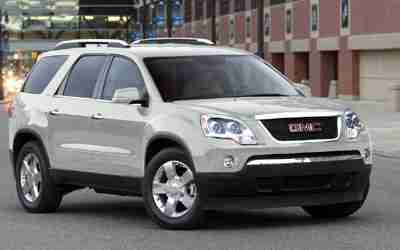 2011 gmc acadia slt 2 car review by lauren fix the car coach. Black Bedroom Furniture Sets. Home Design Ideas