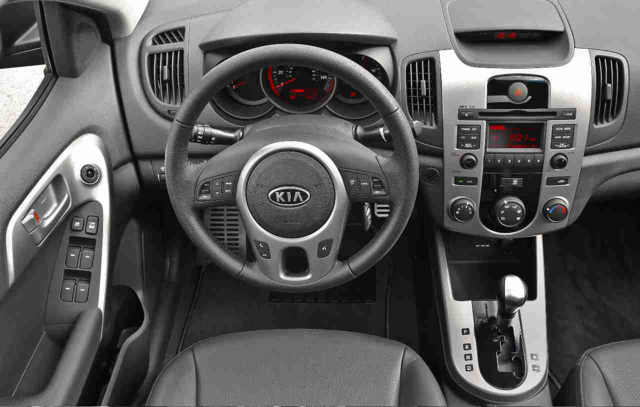 2010 Kia Forte car review by car expert Lauren Fix