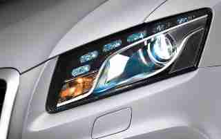 audi q5 headlight