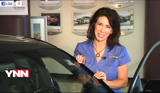 2012 KIA Optima SX car review by Lauren Fix