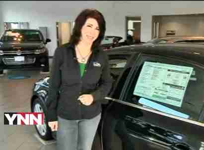 2012 Volkswagen GLI car review by Lauren Fix