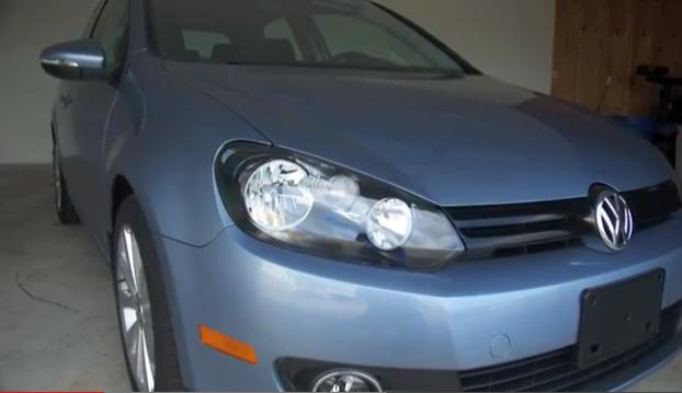 2012 VW Golf TDI