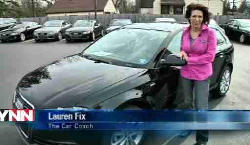 2012 Audi A3 TDI Car Review by Lauren Fix