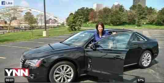 2012 Audi A8L 4.2L Quattro