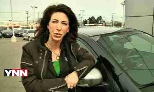 2012 Scion iQ Car Review by Lauren Fix