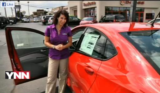 2013 Dodge Dart Car Review by Lauren Fix