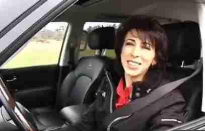 2011 Infiniti QX56 by car expert Lauren Fix, The Car Coach