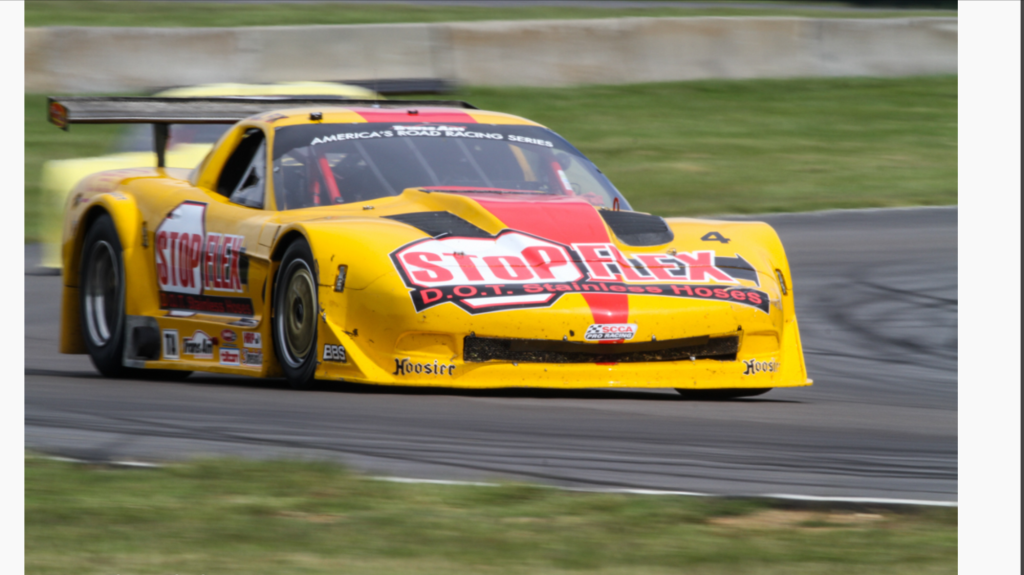 Paul Fix Trans Am VIR Stopflex