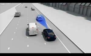pre-collision braking