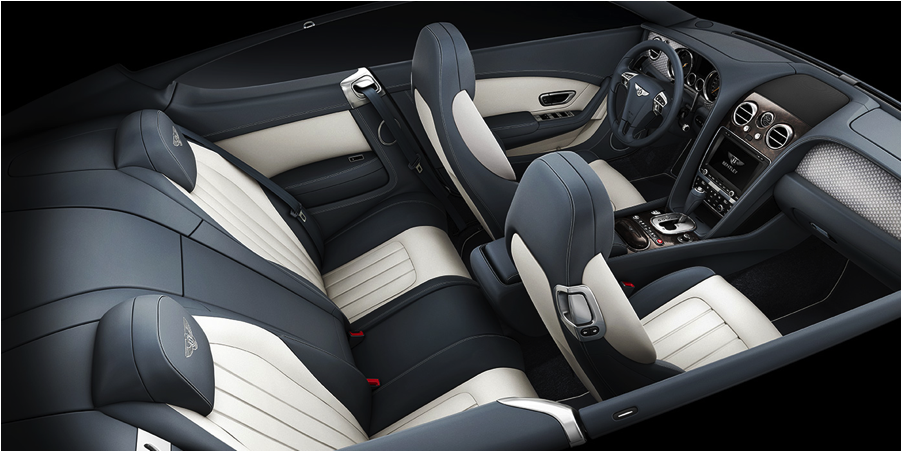 2014 Bentley Continental GT V8 S interior