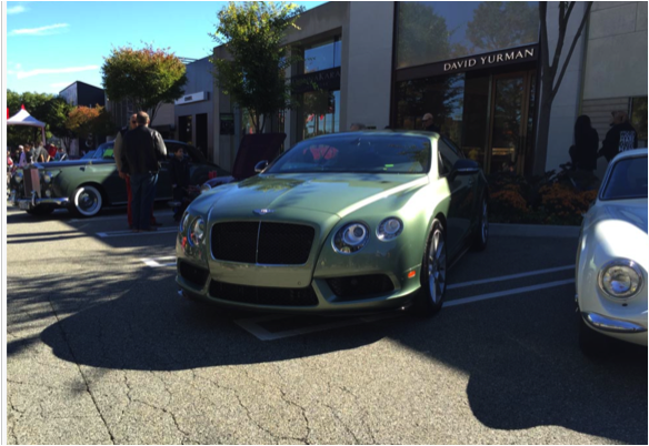 2014 Bentley Continental GT V8 S photo
