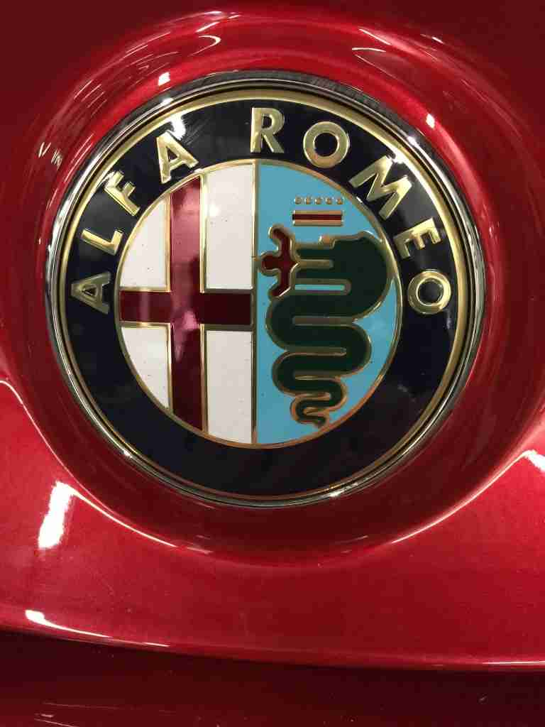 Alfa Romeo 4C logo