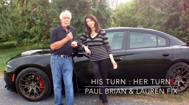 2015 Dodge Charger SRT Hellcat: His Turn-Her Turn™