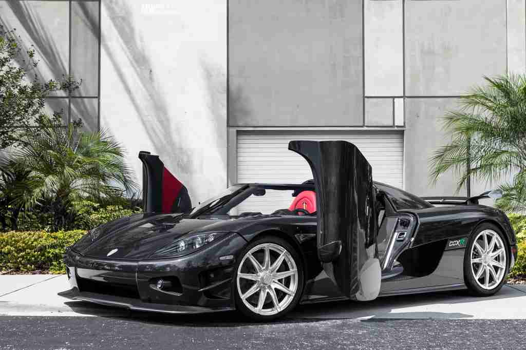Koenigsegg CCXR SE