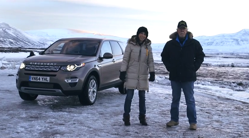 2015 Land Rover Discovery Sport - His Turn-Her Turn™