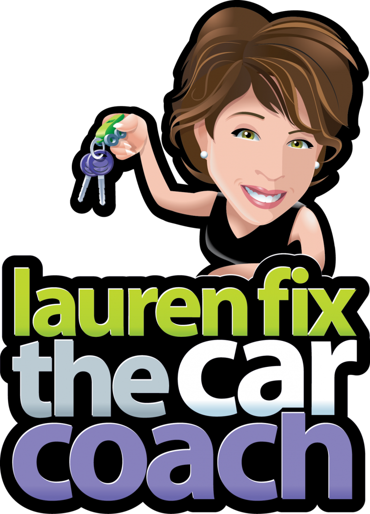 Lauren Fix, The Car Coach new logo