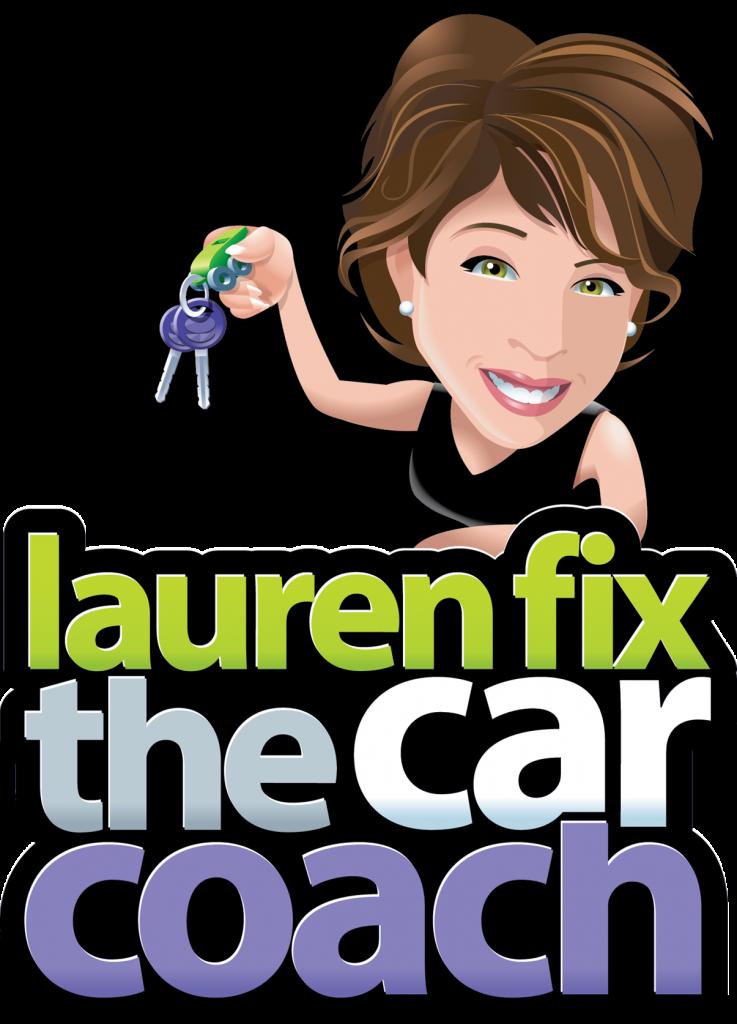 Lauren Fix, The Car Coach new logo