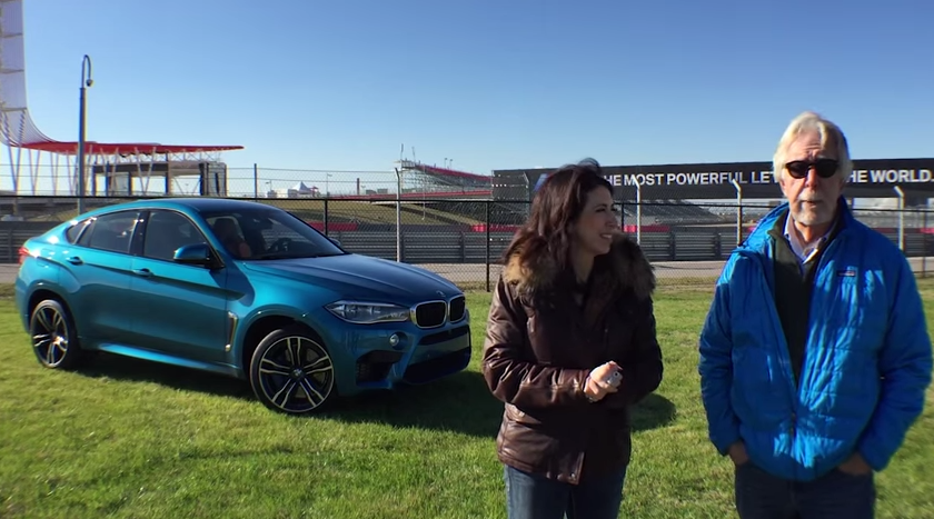 2015 BMW X6M: His Turn-Her Turn™