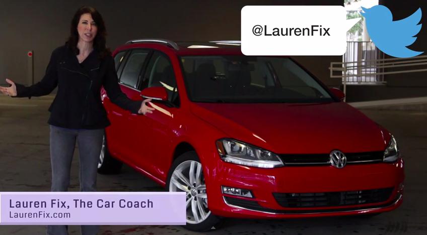 2015 VW SportsWagen car review