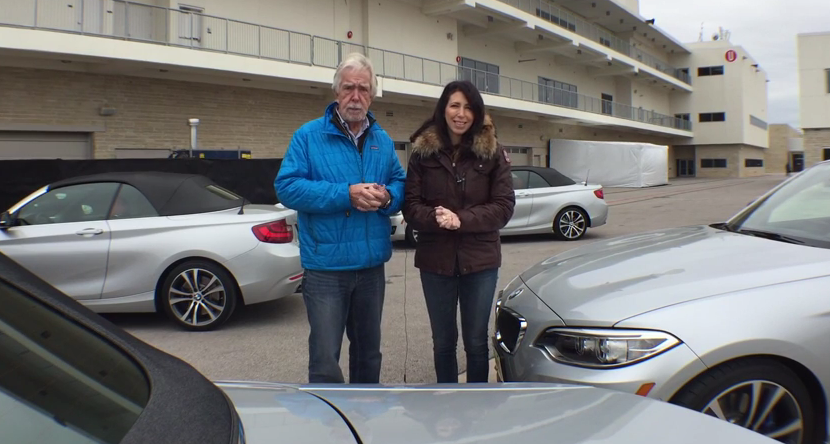 2015 BMW 6 series and 2 series: His Turn-Her Turn™ Review