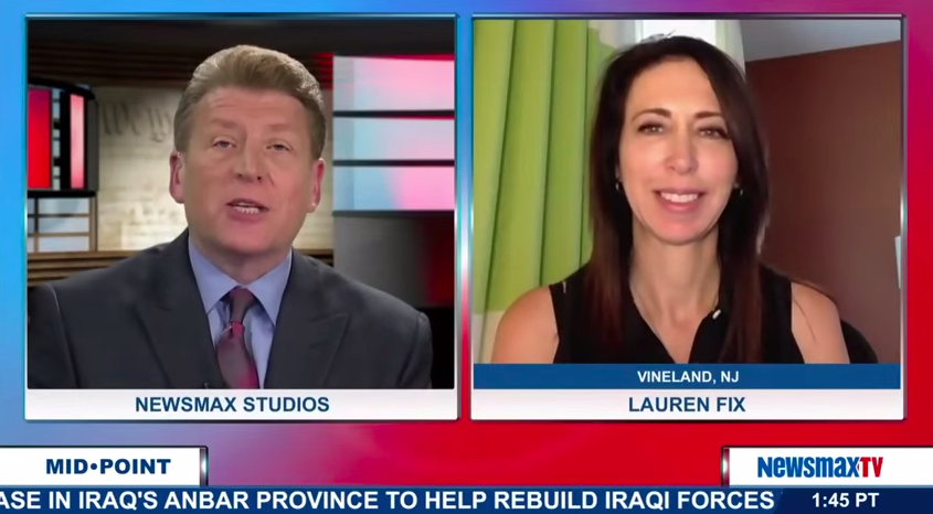 Lauren Fix discusses possible wire fraud prosecution to GM on NewsMax
