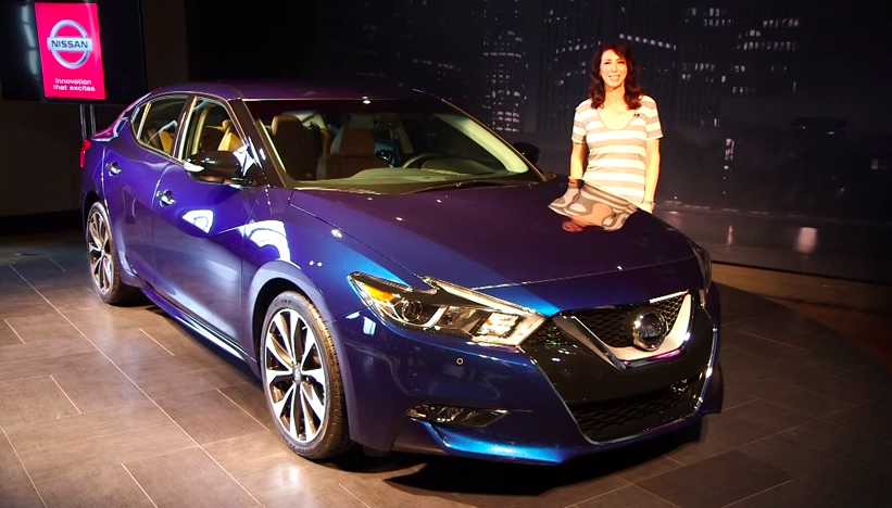 2016 Nissan Maxima Car Review