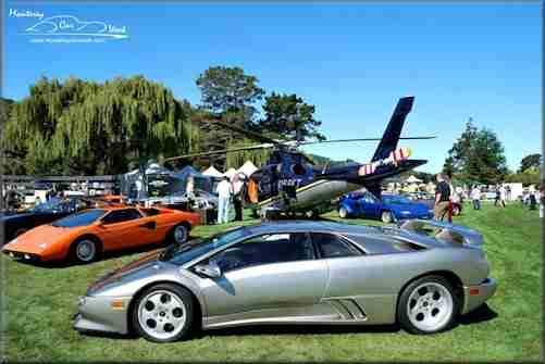 Monterey Car Week 2014