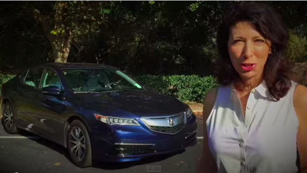 2015 Acura TLX Car Review