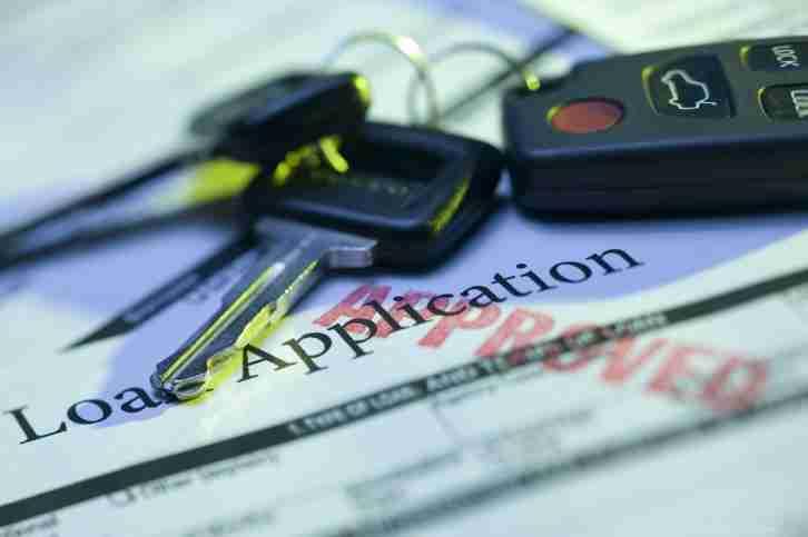 Automotive loan discrimination