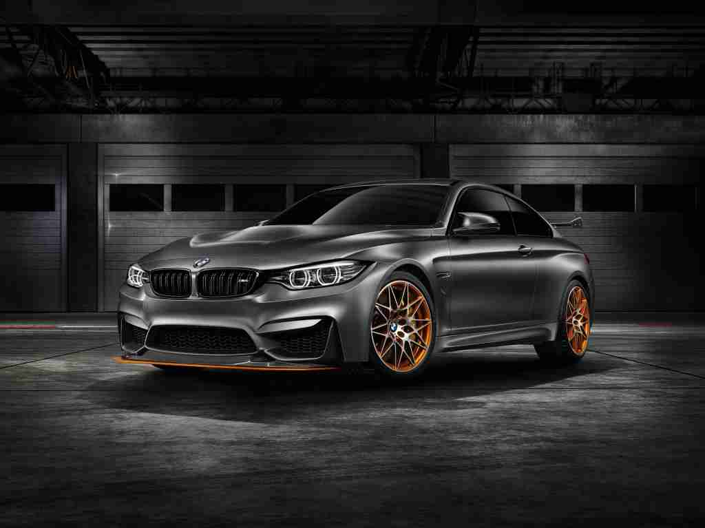 August Hot Car Bmw Concept M4 Gts