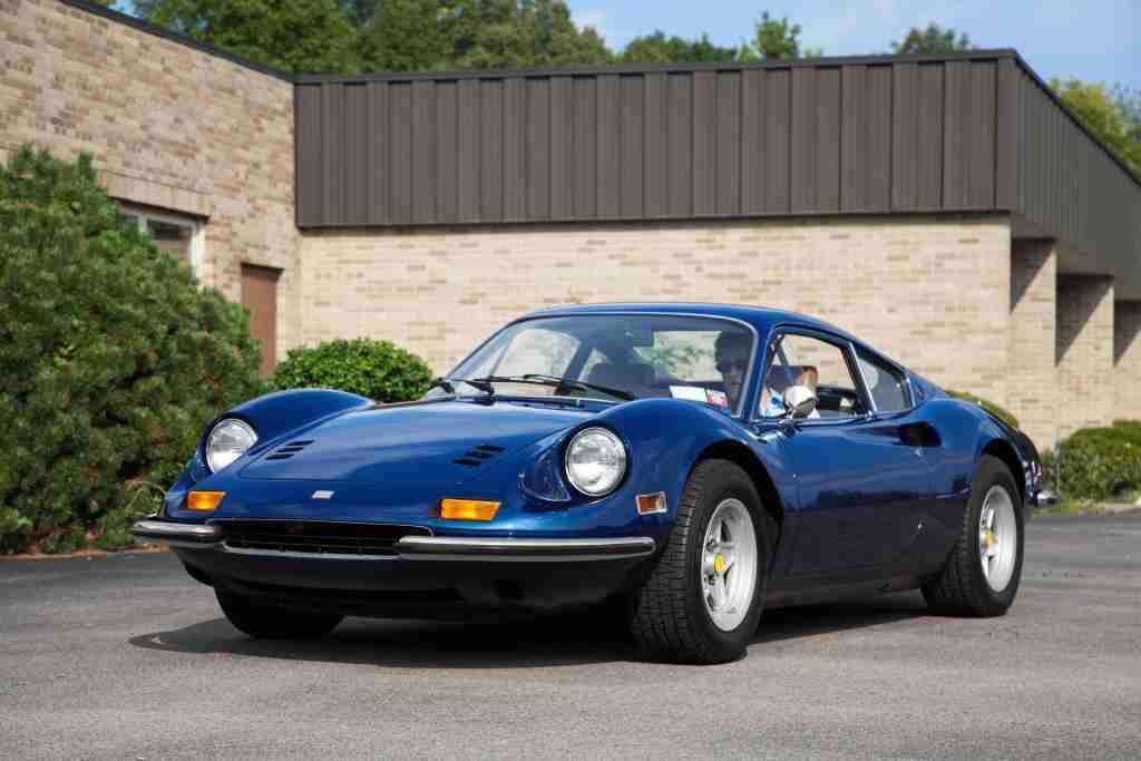 1971 Ferrari Dino
