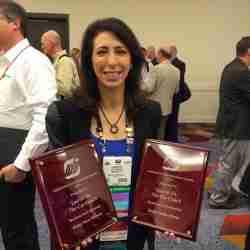 Lauren Fix Automotive Communication Awards 2014