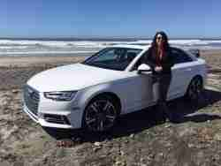 Test driving the 2017 A4